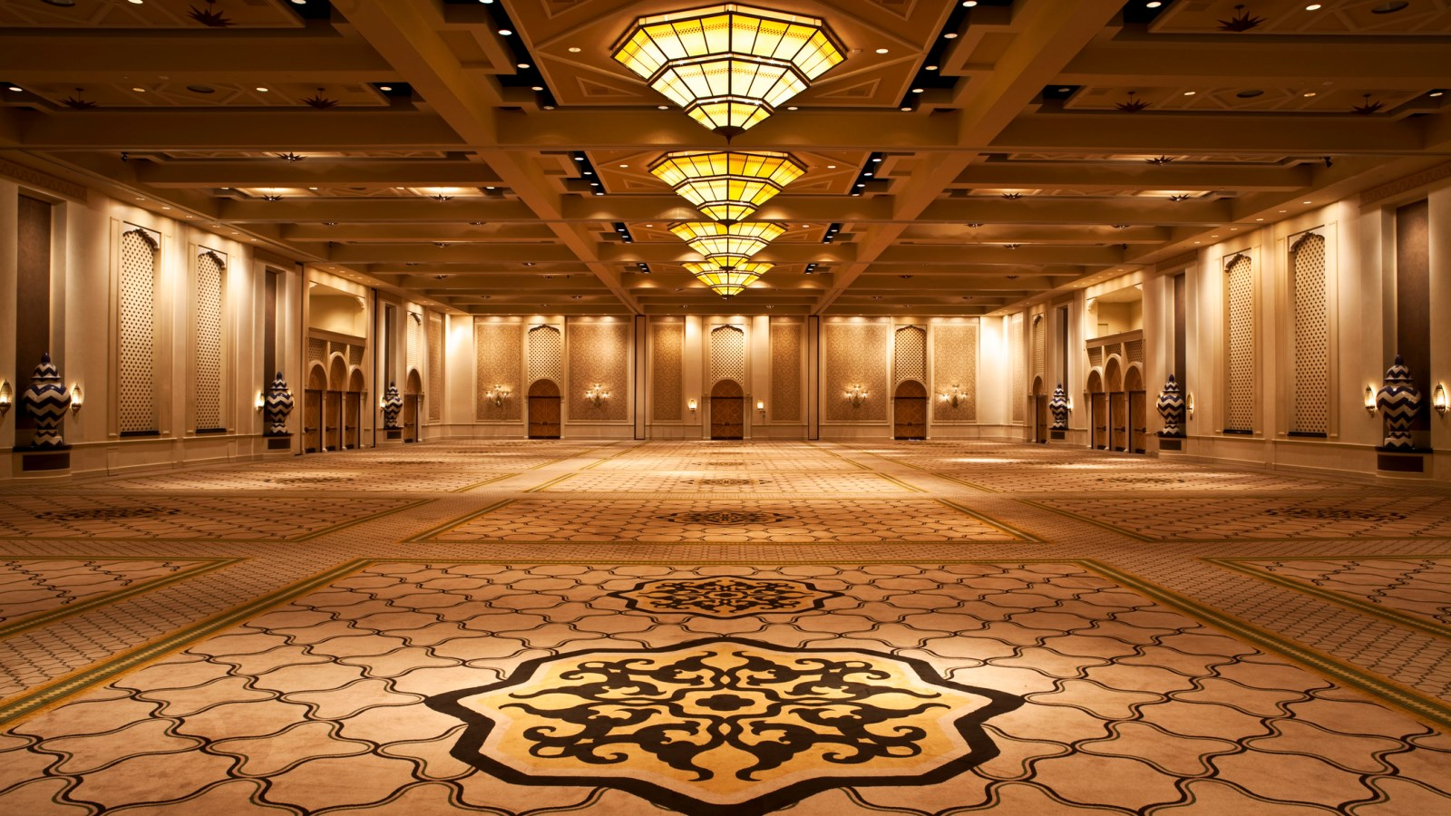 Lake Las Vegas Wedding Venues - Casablanca Ballroom