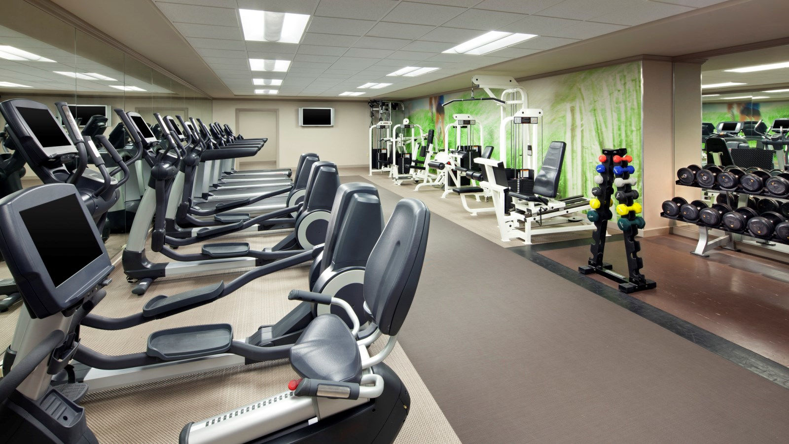 Las Vegas Hotels off the Strip - WestinWORKOUT® Fitness Studio