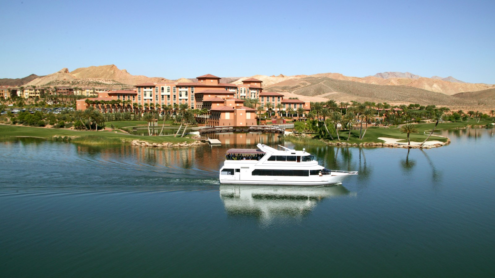 Lake Las Vegas Wedding Venues - Dinner Cruises
