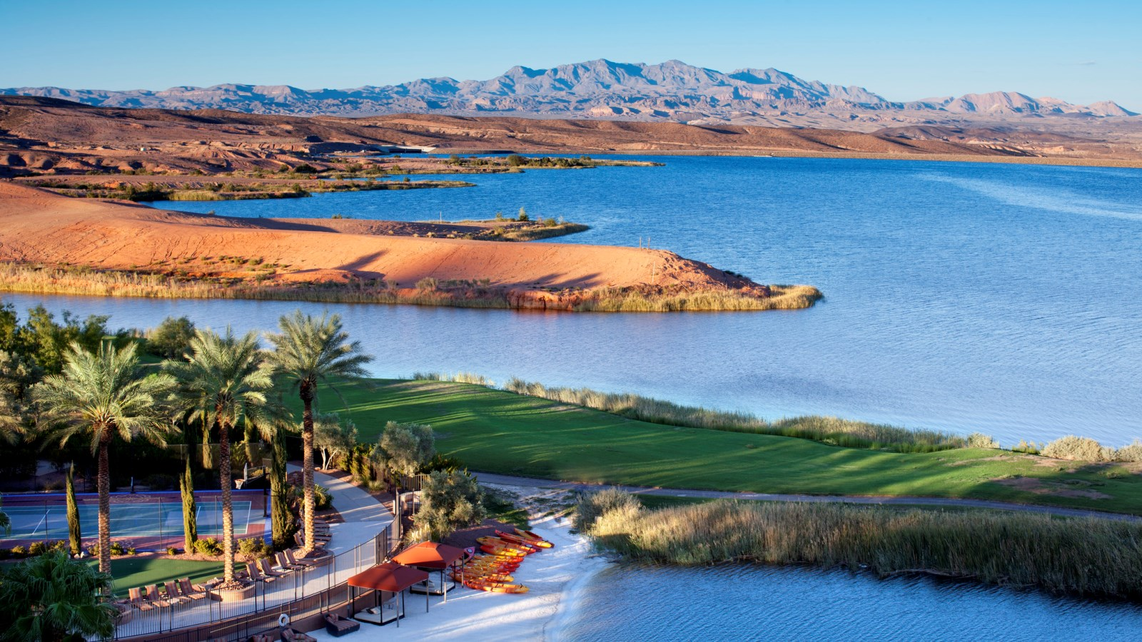 Lake Las Vegas NV Things to Do - Water Recreation