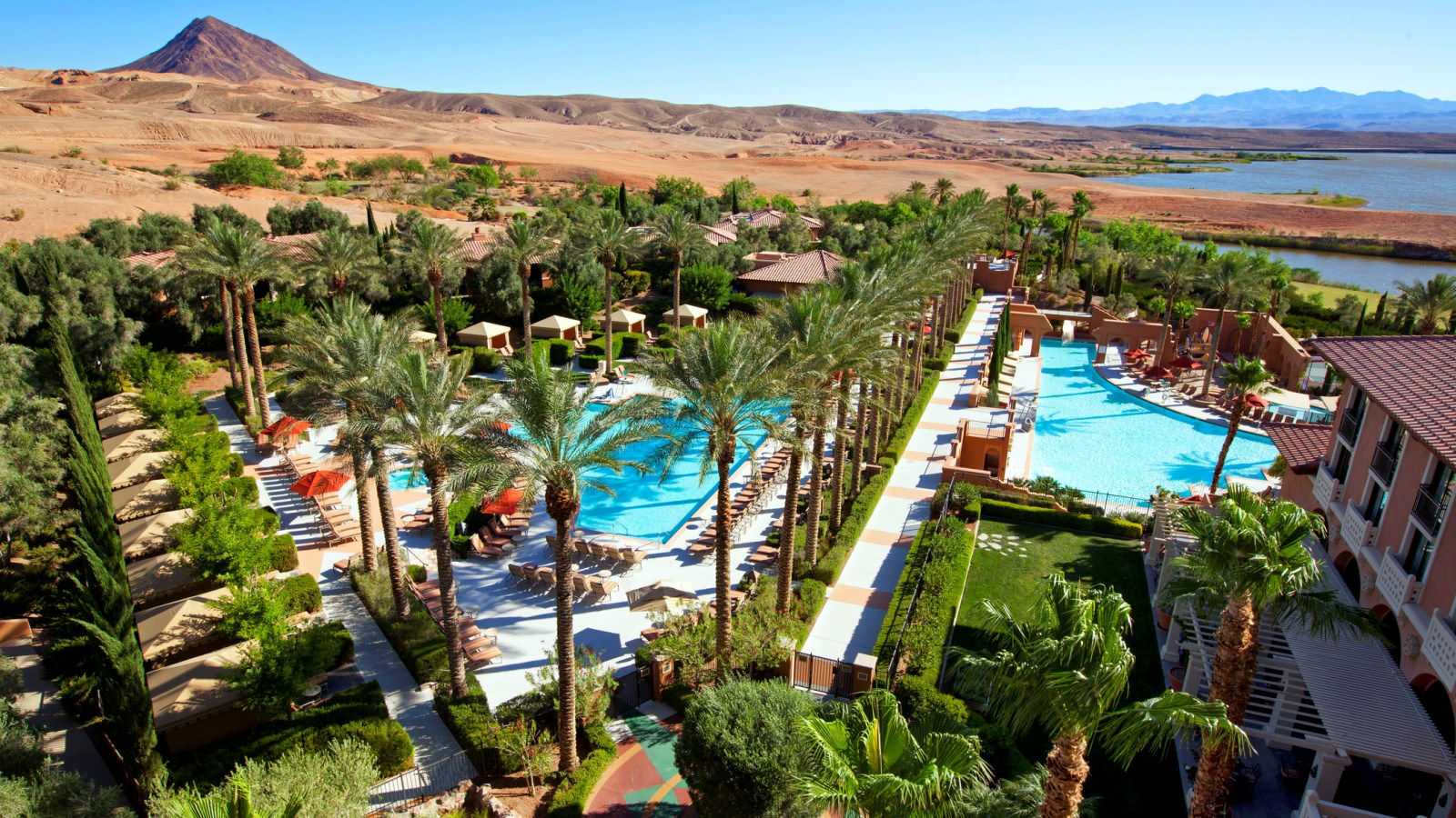 WestinWORKOUT® - Lake Las Vegas Pools