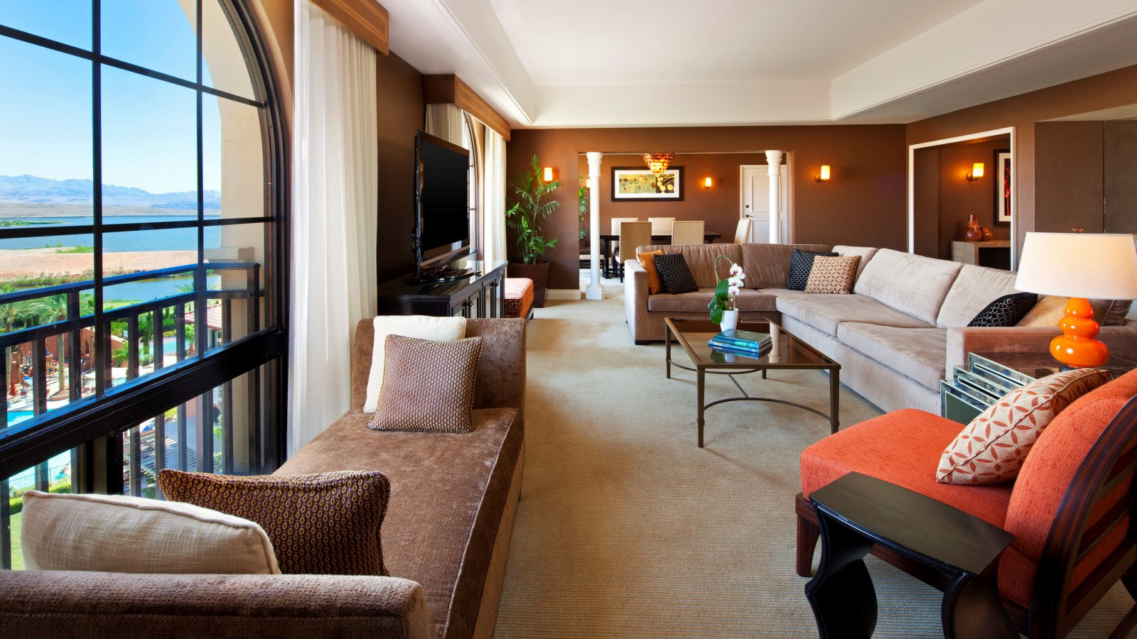 lake las vegas hotels - Presidential Suite