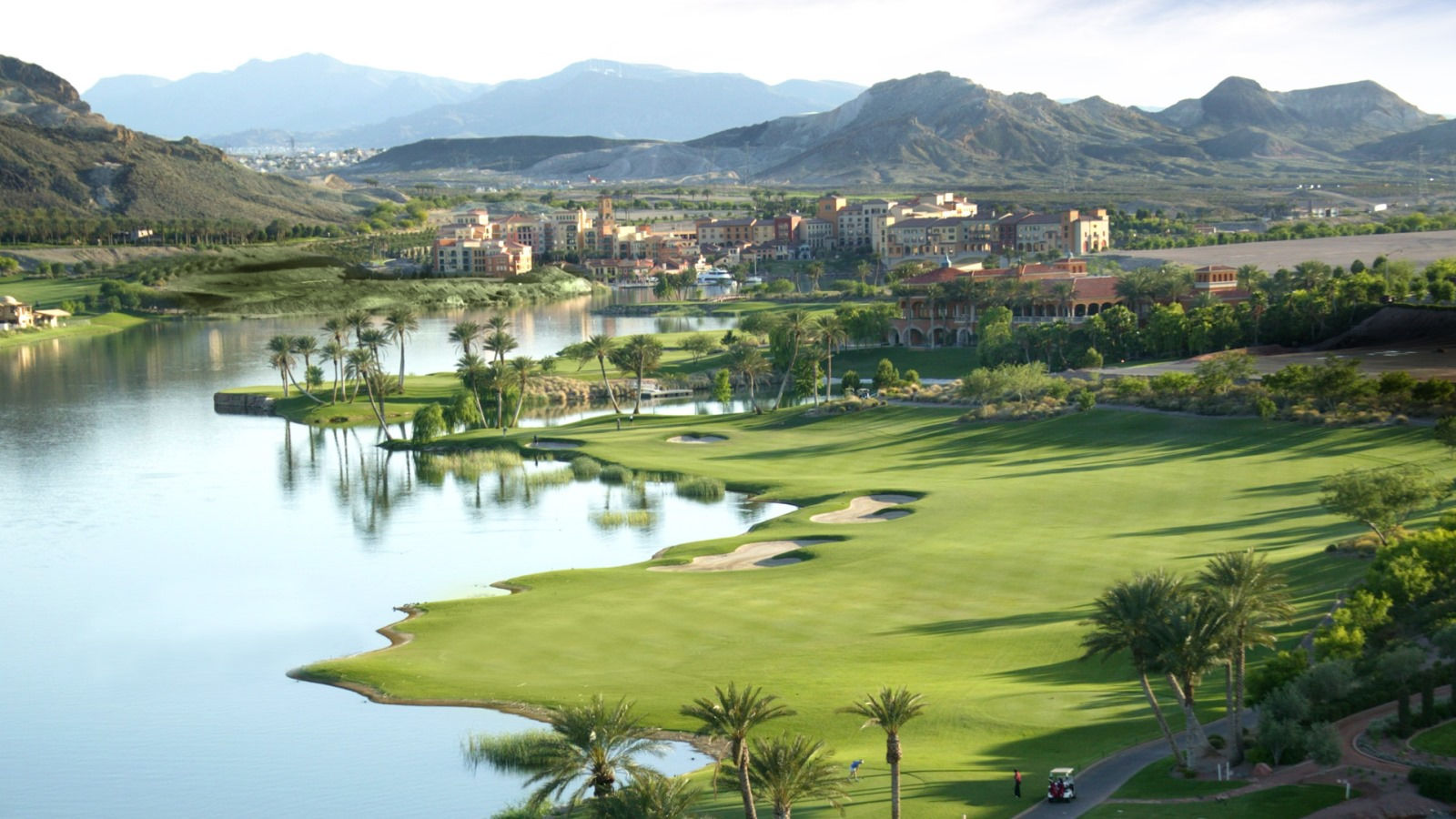Las Vegas Golf Courses - Reflection Bay