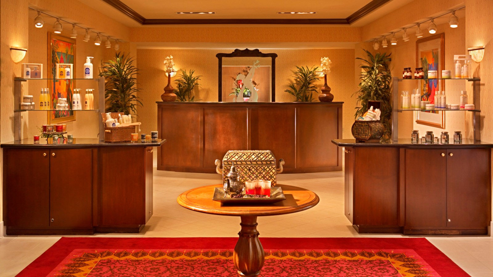 Spa Services - Lake Las Vegas Spa