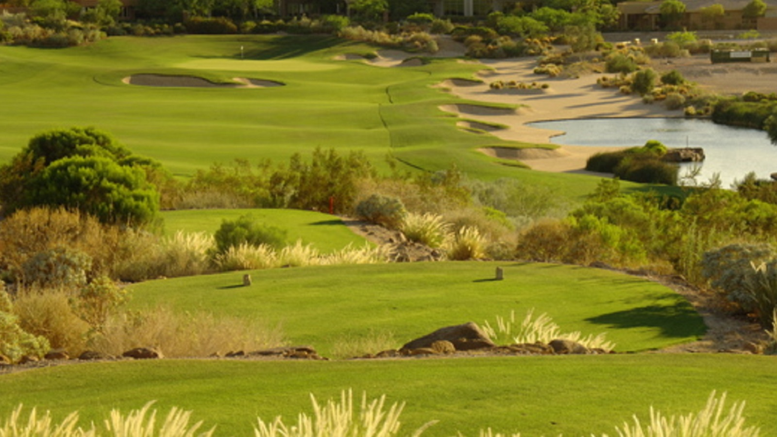 Golf Courses in Las Vegas - DragonRidge