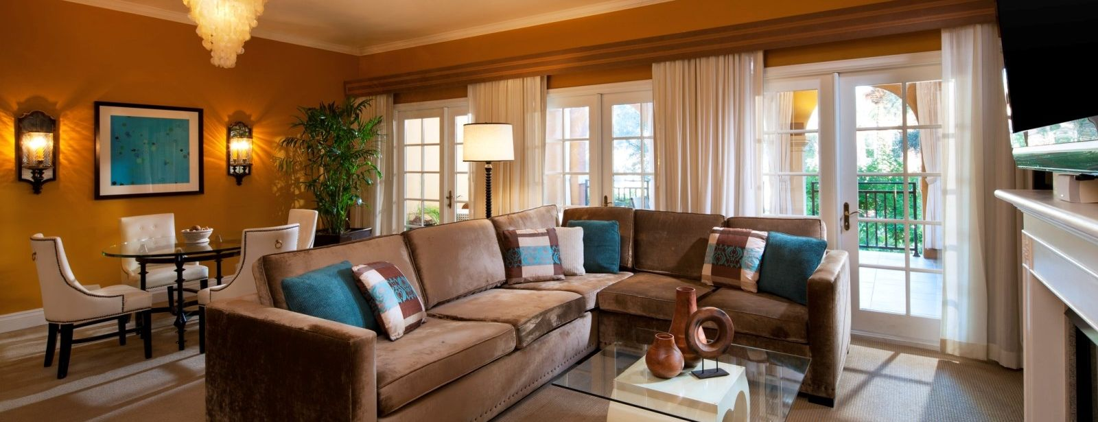 lake las vegas hotels - casbah suite