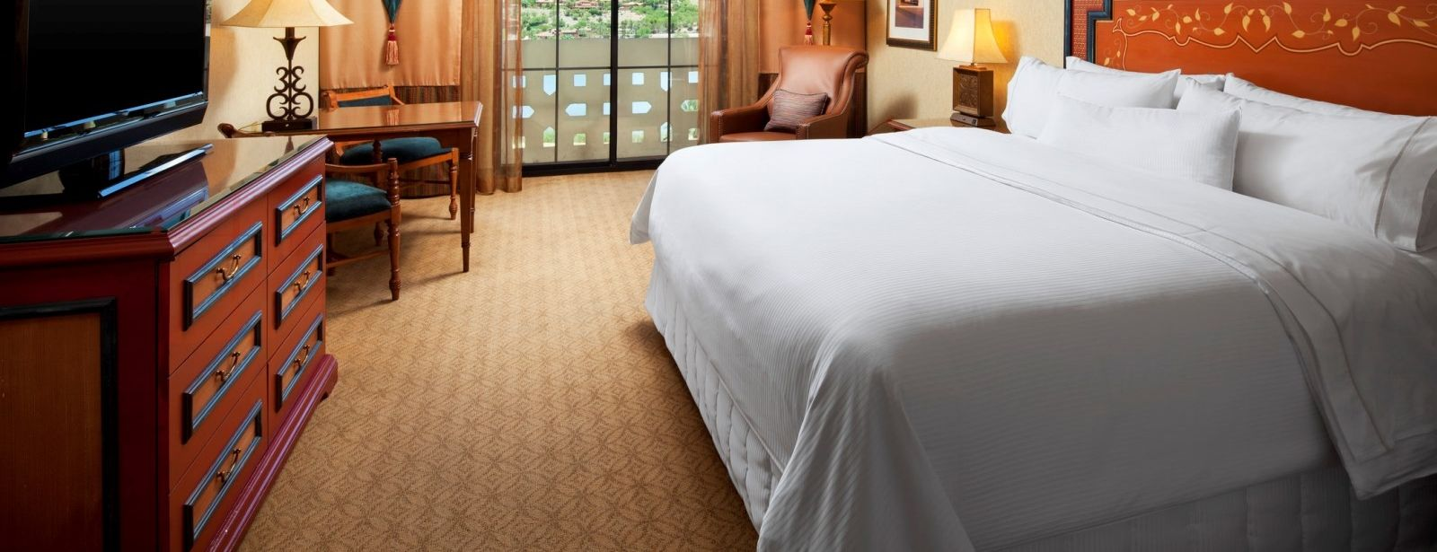 lake las vegas hotels - premium room